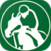Horse Racing Tracker and Tips App Logo
