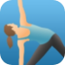 Pocket Yoga App Logo