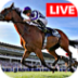 Watch Horse Racing Live Streaming App Logo